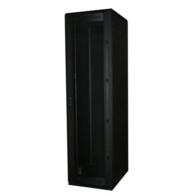 Quest 700 series Floor Enclosures Size: 34U