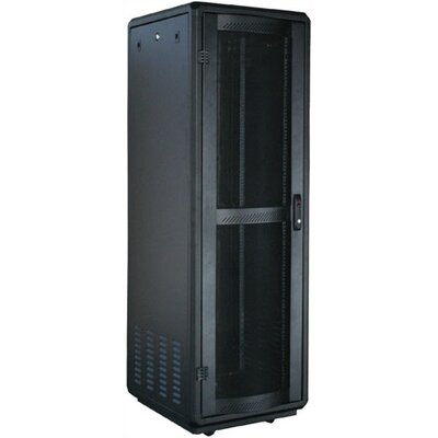 700 Series Server Rack Color: Black, Rack Spaces: 34RU