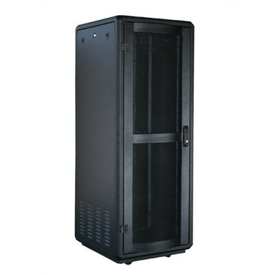 710 Series Server Rack Color: Black, Rack Spaces: 45RU