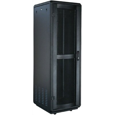 720 Series Server Rack Color: Black, Rack Spaces: 45RU