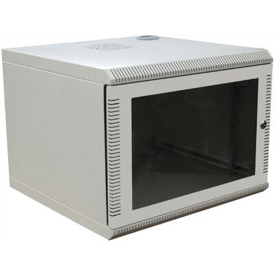 100 Series Compact Wall Mount Enclosure Color: Ivory, Rack Spaces: 9RU