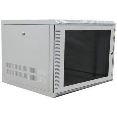 200 Series Compact Wall Mount Enclosure Color: Ivory, Rack Spaces: 5RU