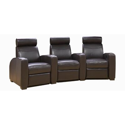 Panther Leather Recliner