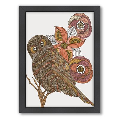 """Victor by Valentina Ramos Graphic Art Frame Color: No Frame, Size: 24"""" H x 30"""" W x 1.5"""" D A117P069C2430"""