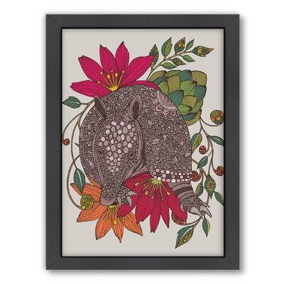 "Milo by Valentina Ramos Framed Graphic Art Frame Color: No Frame, Size: 24"" H x 30"" W x 1.5"" D A117P047C2430"