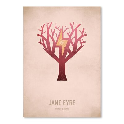 Jane Eyre Poster Graphic Art A107P083P1824