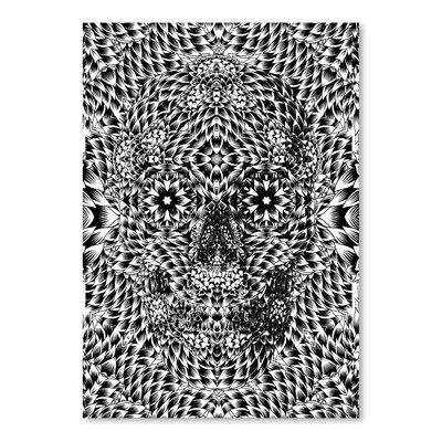 Ali Gulec Skull VII Graphic Art