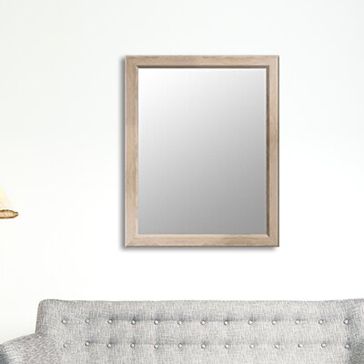 Wall Mirror Size: 24
