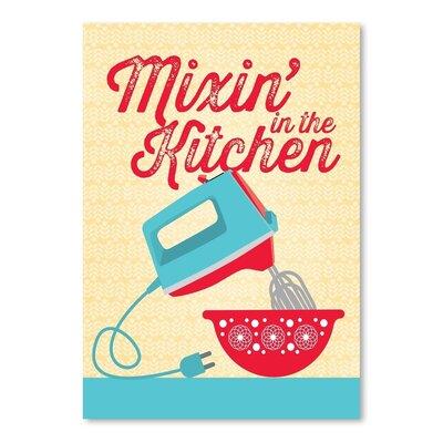 Jilly Jack Designs Mixer 4 Graphic Art