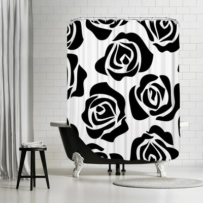 Aphan Rosesa Shower Curtain