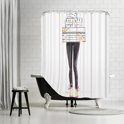 Palladium Legs Gifts 2 Shower Curtain