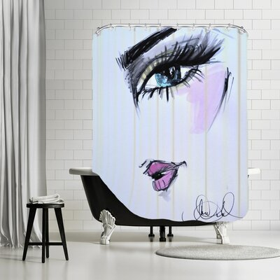 Charity Give the Look Shower Curtain