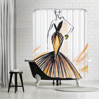 Macie Shower Curtain
