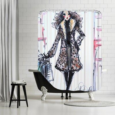 Paris TheFix Shower Curtain