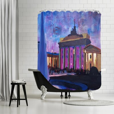 Markus Bleichner Prestridge 1 Shower Curtain