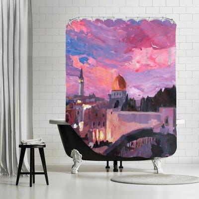 Markus Bleichner Ashcraft Shower Curtain