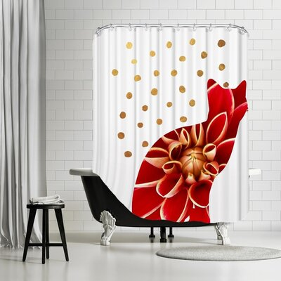 Ikonolexi Cat 4 Shower Curtain