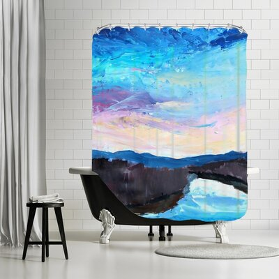Markus Bleichner Byrum Shower Curtain