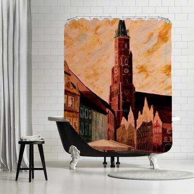 Markus Bleichner Linzy La Martin Shower Curtain
