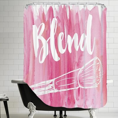 Grossular Blend Shower Curtain