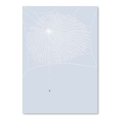 'Spider and Web' by Jorey Hurley Graphic Art A186P039P0810