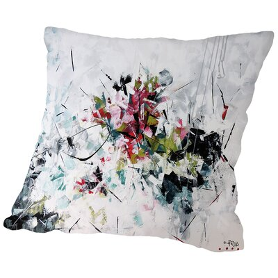 Feurs Magnt-Tik Throw Pillow Size: 14 H x 14 W x 2 D