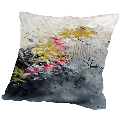 Magn Tik 1 Throw Pillow Size: 18 H x 18 W x 2 D