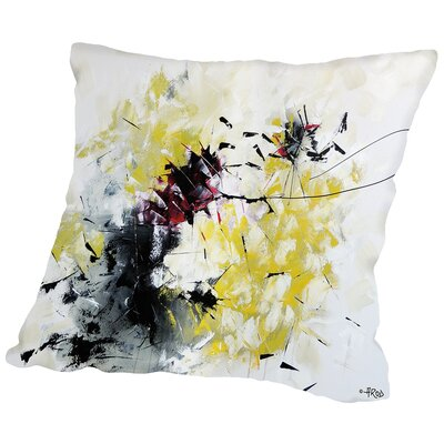 Magn Tik 3 Throw Pillow Size: 14 H x 14 W x 2 D