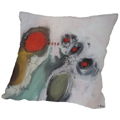 Mordicus 1.1 Throw Pillow Size: 18 H x 18 W x 2 D