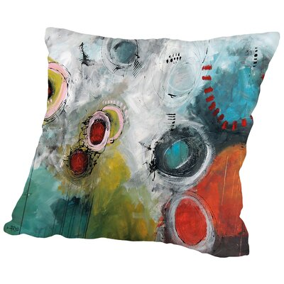 Mordicus Et Cellules Souches Throw Pillow Size: 16 H x 16 W x 2 D