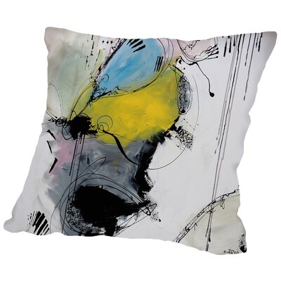 Motus 7.2 Throw Pillow Size: 14 H x 14 W x 2 D