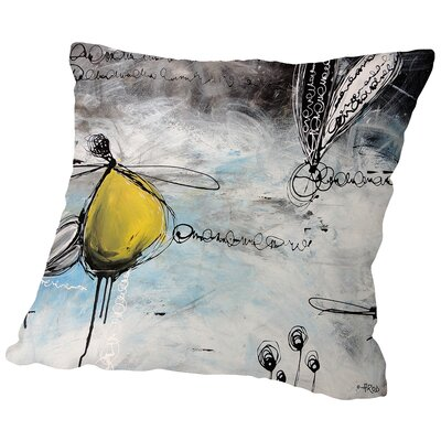 Motus 22 Throw Pillow Size: 14 H x 14 W x 2 D