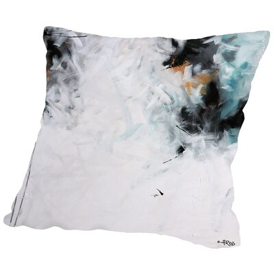 Eruptus 2.2 Throw Pillow Size: 16 H x 16 W x 2 D
