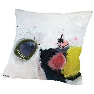 Mordicus Des Petites Baies 2 Throw Pillow Size: 18 H x 18 W x 2 D