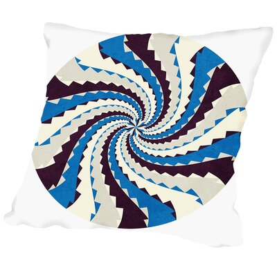Just A Tought Outdoor Throw Pillow Size: 18 H x 18 W x 2 D