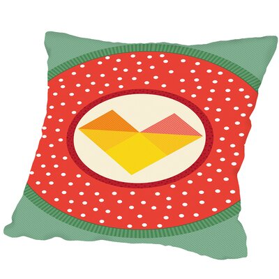 Pattern7 Outdoor Throw Pillow Size: 16 H x 16 W x 2 D