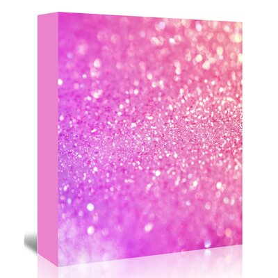 """'Shiny' Graphic Art Print on Wrapped Canvas Size: 20"""" H x 16"""" W x 1.25"""" D A208P302C1620"""