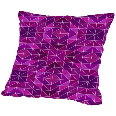 Symbol Throw Pillow Size: 18 H x 18 W x 2 D
