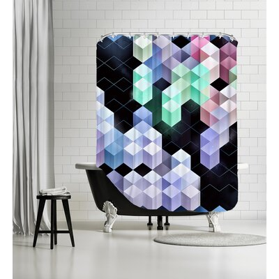 Blyckmynt Shower Curtain