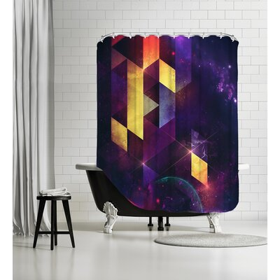 Cryxxyng Spyce Shower Curtain