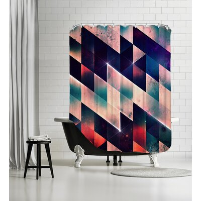 Brykyng Brykyn Shower Curtain