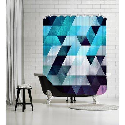 Blykk Myzzt Shower Curtain