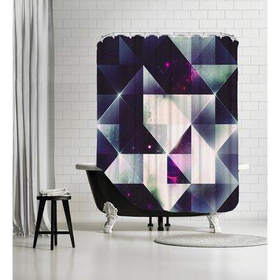 Cylm Pywyr Shower Curtain