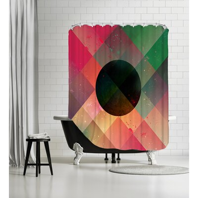 Cyntyyr Shower Curtain