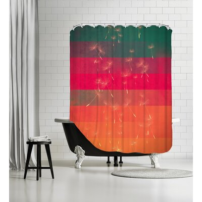 Dyndylyyn Shower Curtain