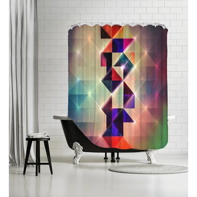 Lyyht Styp Shower Curtain
