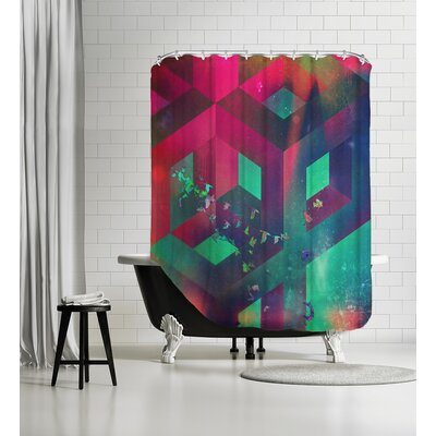 Flyypyth Shower Curtain