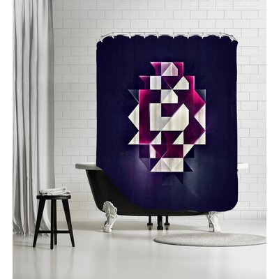 Ryby Pyndynt Shower Curtain