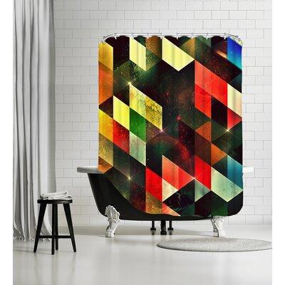 Lyyv Cylyr Shower Curtain