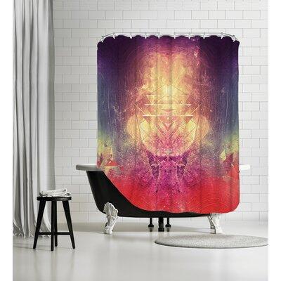 Shryyn Yf Lyys Shower Curtain